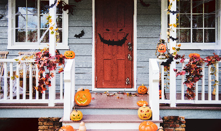 Trick or Treat? Make sure your home is safe this Halloween!