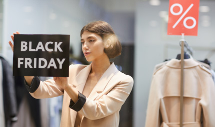 Small Business? Cash in on Black Friday & Cyber Monday