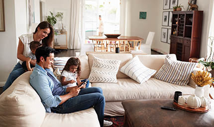 5 tips to help keep your home safe without sacrificing your privacy