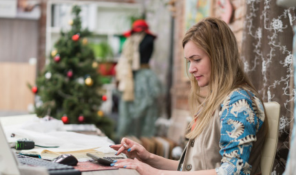 Smart security for your small business this holiday season