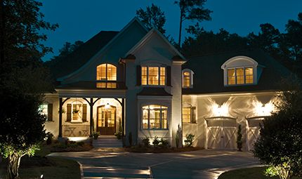 Outdoor Lighting: Security for Your Exterior