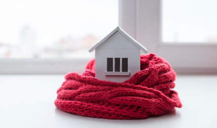 Stay energy efficient in your home this winter
